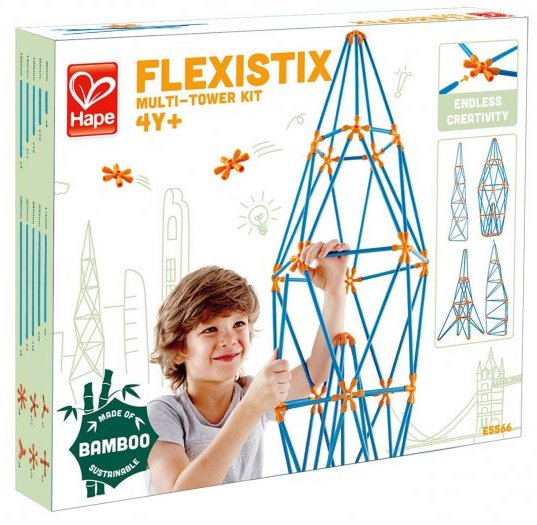 Flexistix jeu de construction innovant