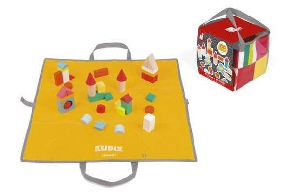 kubix 40 cubes de janod