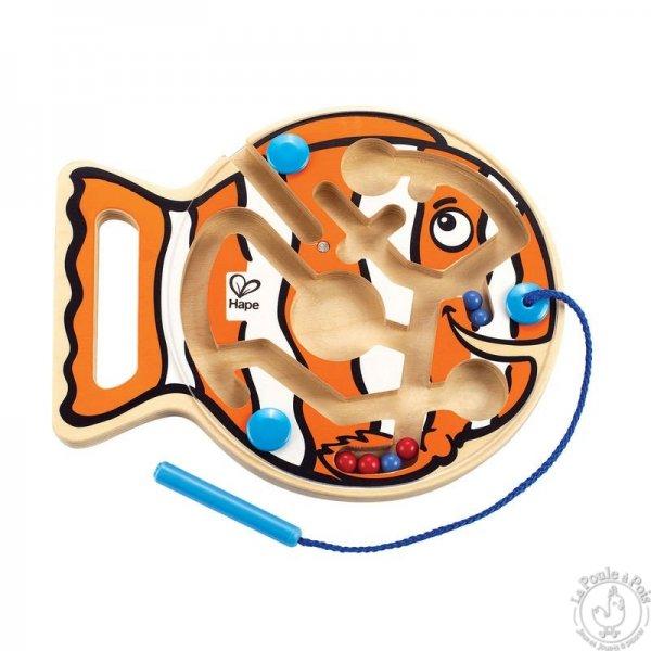 labyrinthe magnétique poisson Hape
