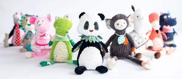 Les Déglingos Collection de peluches