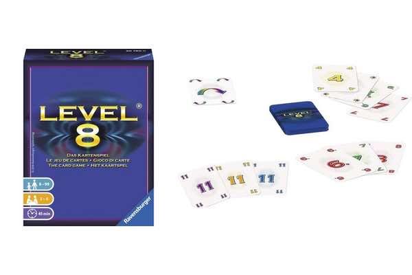 jeu level 8