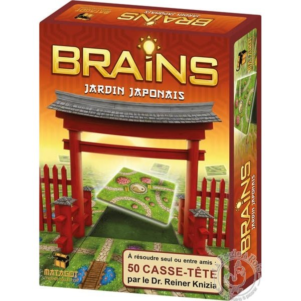 BRAINS CASSE TETE