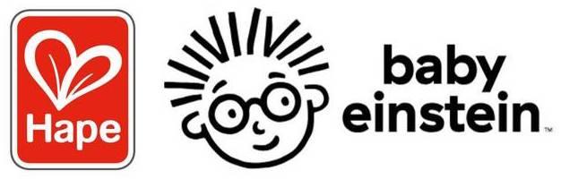 Jouets de la marque Baby Einstein Hape
