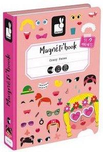 Livre magnétique éducatif pour les enfants