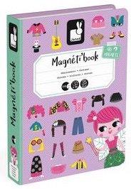 Livre magnétique pour les enfants