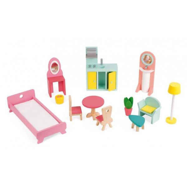 meuble maison de poupee