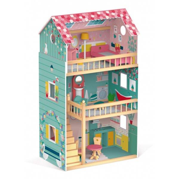 la maison de poup e un jouet symbolique. Black Bedroom Furniture Sets. Home Design Ideas