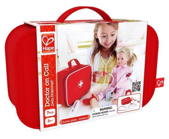 Panoplie du docteur pour enfant