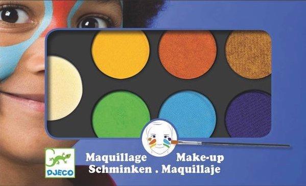 Maquillage pour kermesse, anniversaire ou fête de l'école