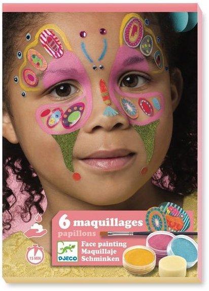 Maquillage pour enfant pour fête et anniversaire