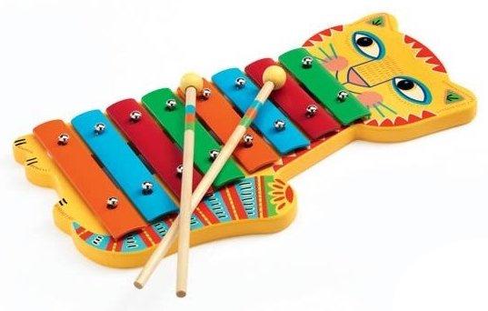 Metallophone xylophone pour les enfants
