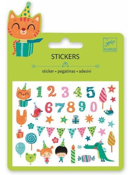 Stickers pour faire ses invitations sois même