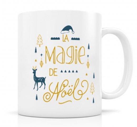 Idée de cadeau sur le thème de Noël