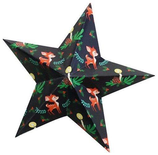 Origami aux couleurs de Noel