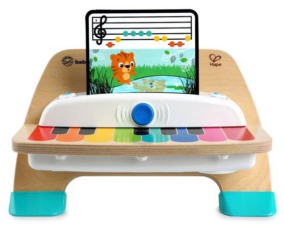 Piano tactile pour apprendre à jouer de la musique