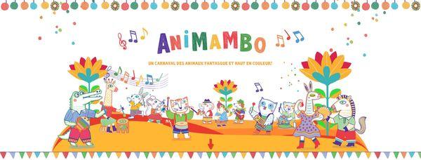 Piano électronique Animambo - Djeco