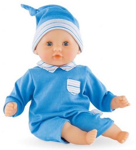 Poupée bébé pour les enfants dès 18 mois