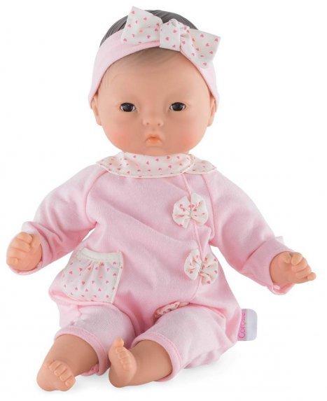 Bébé asiatique pour enfant pour jouer à la poupée