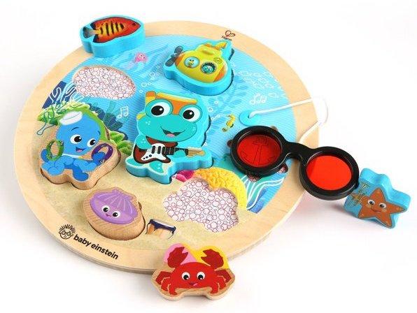Puzzle Aventure sous marine de la collection Baby Einstein de Hape