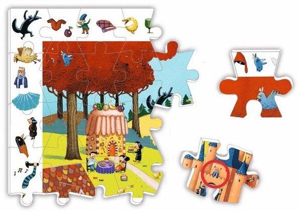 Bien choisir un puzzle pour enfant