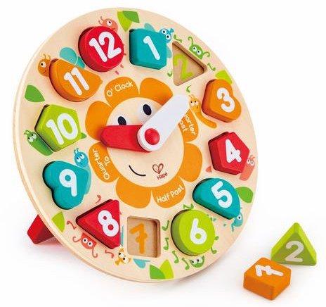 Puzzle horloges - Hape