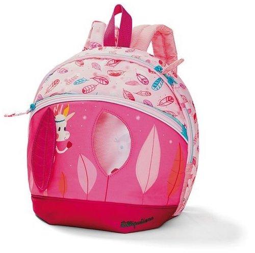Sac à dos maternelle rose avec une licorne