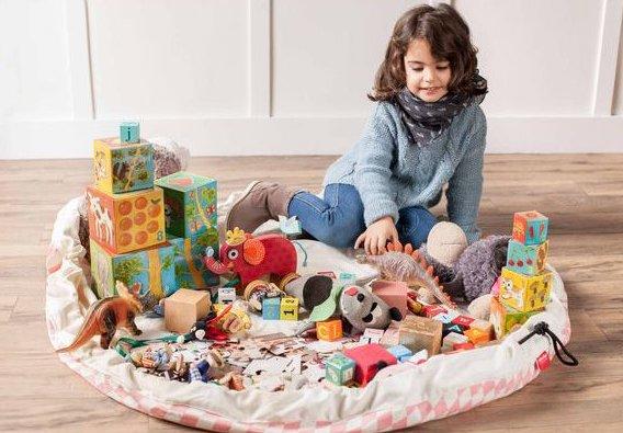 Comment ranger facilement les jouets des enfants