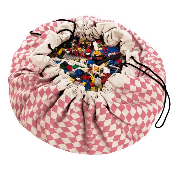 Sac pour ranger les jouets Play and Go