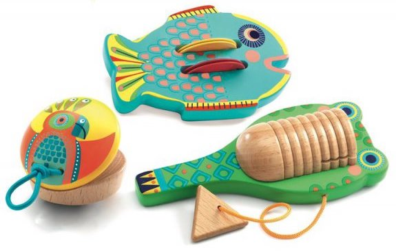 Instrument de musique à percussion pour enfant