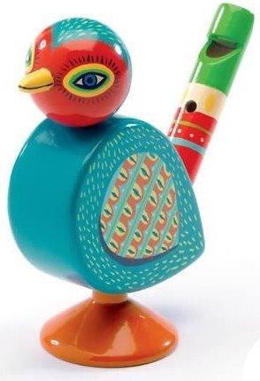 Sifflet en forme d'oiseau pour les enfants