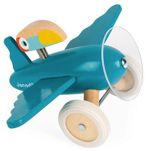 Avion en bois pour les enfants