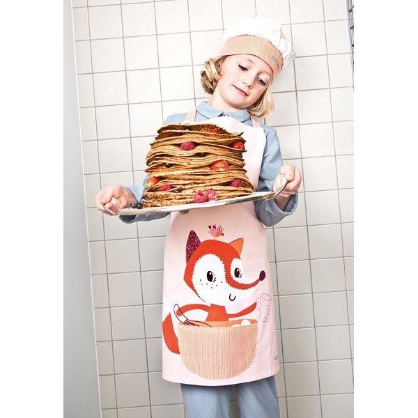 en cuisine avec little chef de lilliputiens
