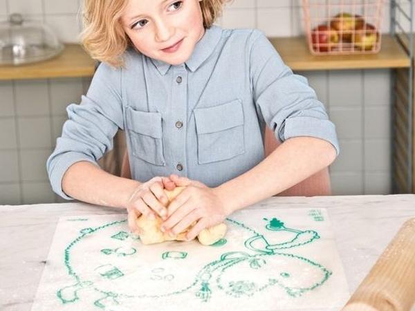 tapis de cuisson little chef lilliputiens