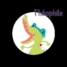 theophile crocodile lilliputiens