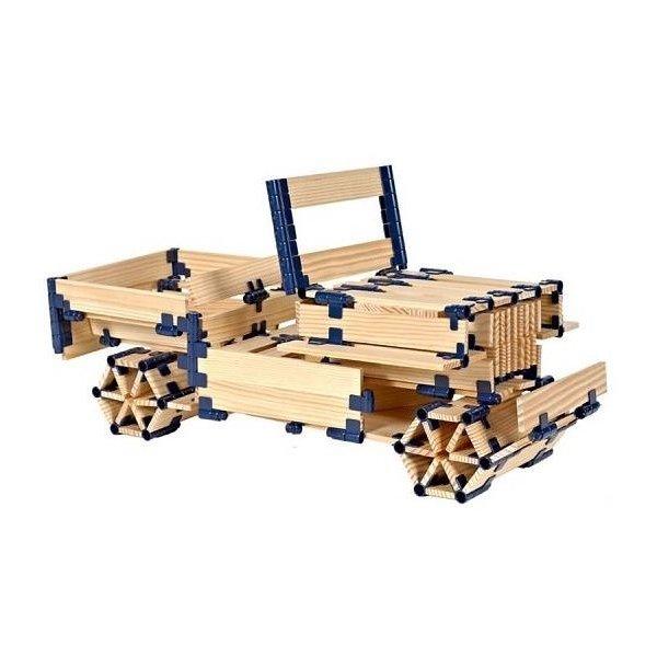 construction de voiture avec tomtect 420 pièces