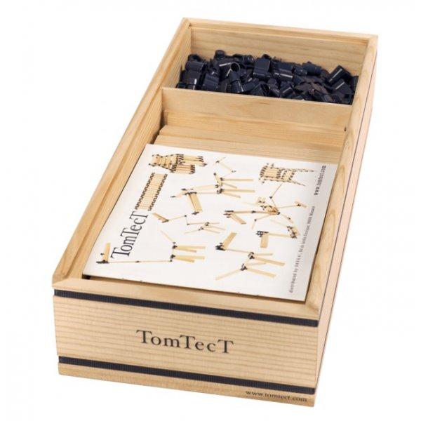 jeu de construction tomtect 420 pièces