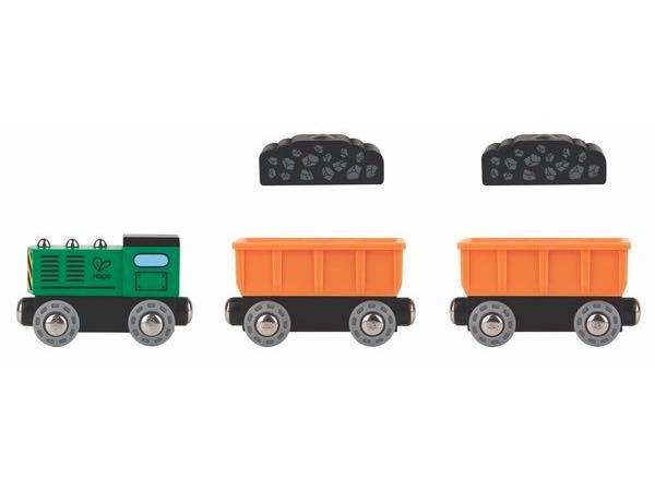train marchandises à vapeur hape
