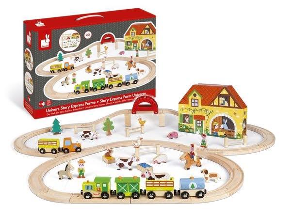 circuit train story ferme janod