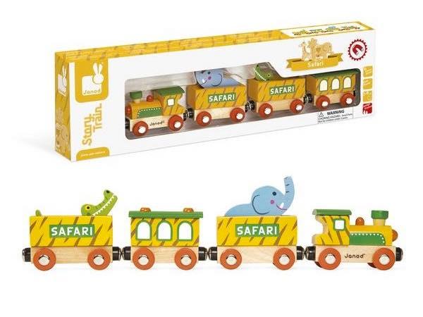 train story safari janod