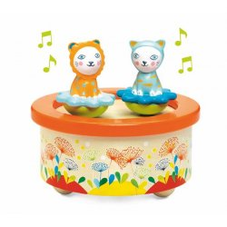 twins melody boite à mudique djeco