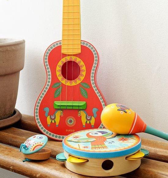 Instruments de musique colorés pour les enfants