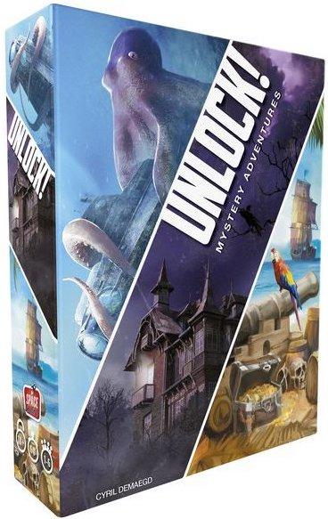 Unlock jeu escape game pour adultes
