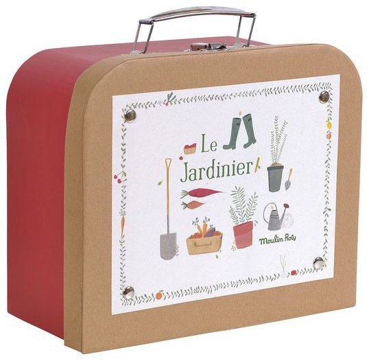 Panoplie du petit jardinier pour les enfants