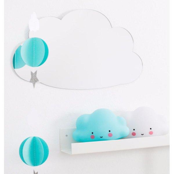 Veilleuse nuage pour chambre d'enfant