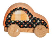Voiture Moulin Roty