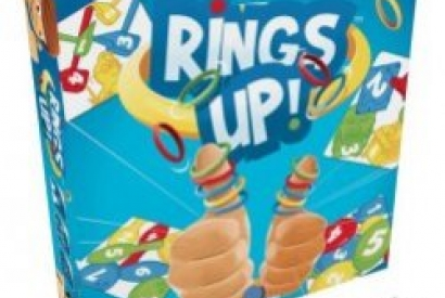 Rings Up : un jeu de Blue Orange